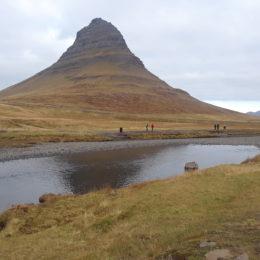Mt. Kirkjufell, Iceland | Photography by Jenny SW Lee
