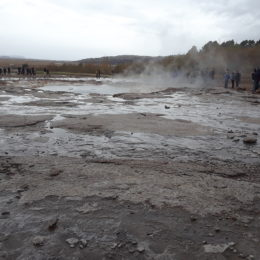 Strokkur Hot Spring |Geysir in Iceland | Jenny SW Lee