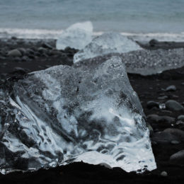 Diamond Beach in Iceland | Jenny SW Lee