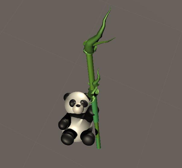 Prefab Panda Built with Unity | Jenny S.W. Lee