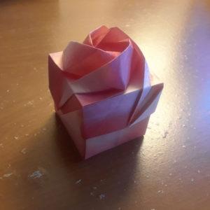 Rose gift box | Design by Shin Han Gyo