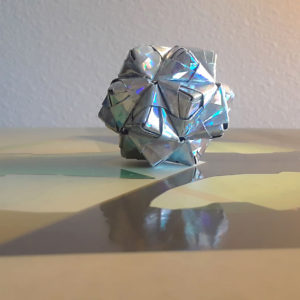 Modular origami, Sonobe Ball